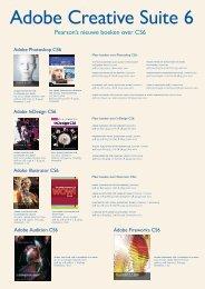Adobe Creative Suite 6 - Pearson Education