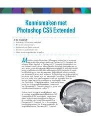 Bonushoofdstuk bij Photoshop CS5 voor Dummies