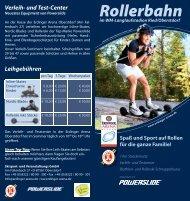 Rollerbahn
