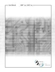 GME™ 131 / AEQ™ 215 User Manual - Peavey.com