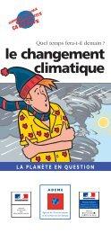 le changement climatique - Nicolas VANIER