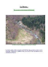 riviere borne - Pêche Nature Passion