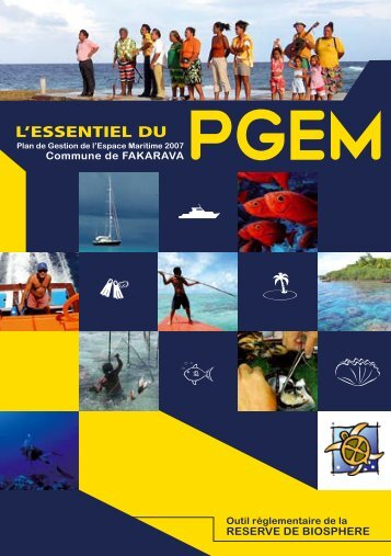 PGEM - Site de la pêche