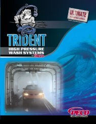 Trident 120 Brochure Small - PECO Car Wash Systems
