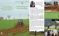Conserving our Rural Heritage - Peconic Land Trust
