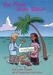 Tuvalu Cartoon Book