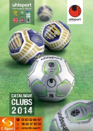 Uhlsport 2014 : C-Sport.fr