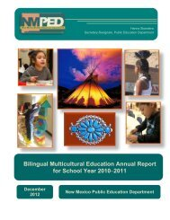 2010-2011 Bilingual Multicultural Education Annual Report