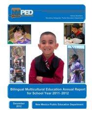2011-2012 Bilingual Multicultural Education Annual Report