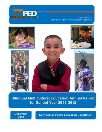 2011-2012 Bilingual Multicultural Education Annual Report