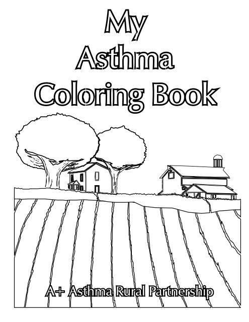 My Asthma Coloring Book - Pediatric Nursing