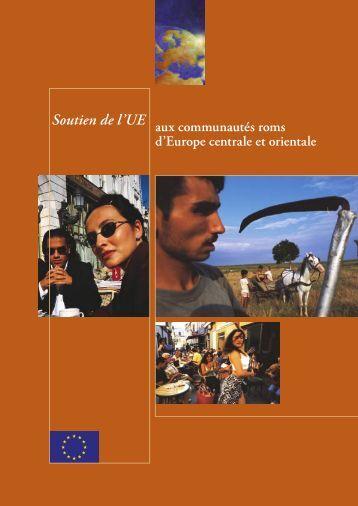 Soutien de l'UE aux communautés roms d'Europe centrale et orientale