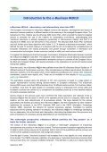 e-Business Interoperability and Standards e-Business ... - Umic - Page 4