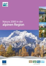 Natura 2000 in der alpinen Region - European Commission - Europa
