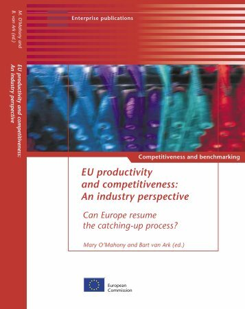 EUROPA - Enterprise - EU productivity and competitiveness: An ...