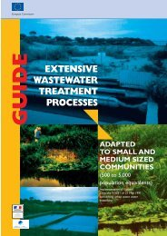 Extensive Wastewater Treatment Processes - BVSDE