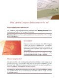 What can the European Ombudsman do for you? - Page 7