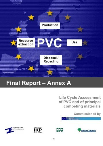 Final Report – Annex A - European Commission - Europa