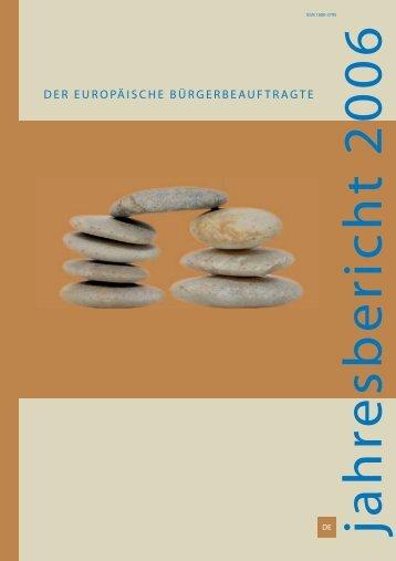 Jahresbericht 2006 - EOI