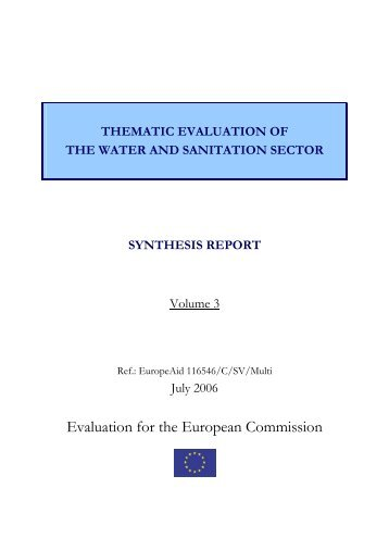 Volume 3 - European Commission