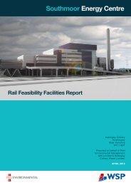 Rail Feasibility Facilities Report - peel.co.uk