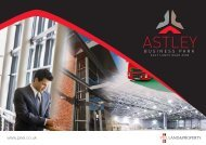 View the Astley Business Park brochure here - Peel