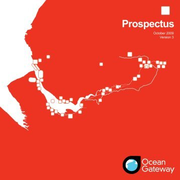 Download the PDF Ocean Gateway prospectus (2009) - peel.co.uk