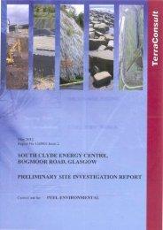 Appendix 7.1 Preliminary Site Investigation Report - Peel
