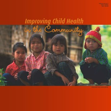 in the Community - libdoc.who.int - World Health Organization