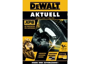 AKTION - DeWalt