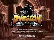 Dungeon Roll - Spielregeln - Pegasus Spiele