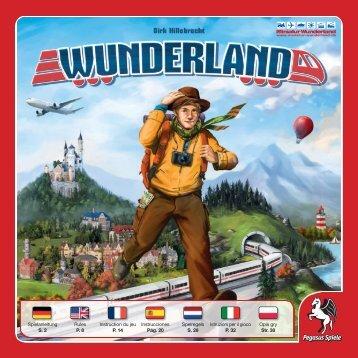 Wunderland - Pegasus Spiele