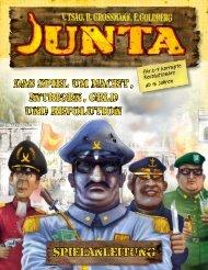 Junta *Neuauflage* - Spielregeln - Pegasus Spiele