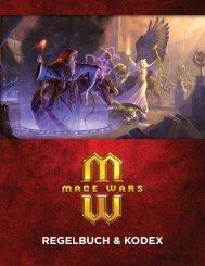 Mage Wars - Duell der Magier - Anleitung - Pegasus Spiele