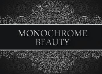 "Онлайн - журнал ""Monochrome Beauty"""