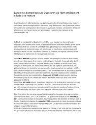 Nouvel amplificateur de mesure QuantumX ... - PEI-FRANCE.com