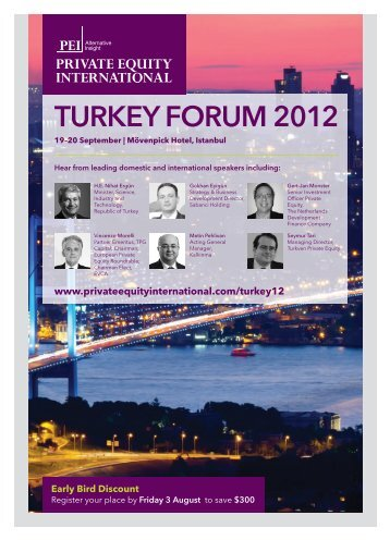 turkey forum 20 12 - PEI Media