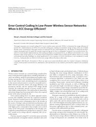 Error Control Coding in Low-Power Wireless Sensor Networks ...