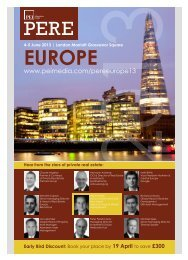 EUROPE - PEI Media