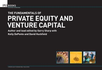 Fundamentals of Private Equity and Venture Capital - PEI Media