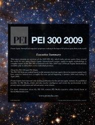 PEI 300 2009 - PEI Media