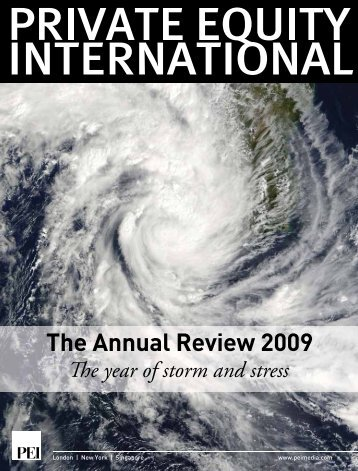 The Annual Review 2009 - PEI Media