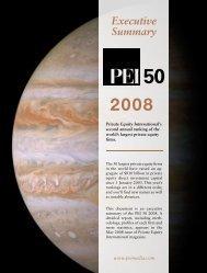 Executive Summary - PEI Media