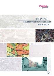 Integriertes Stadtentwicklungskonzept Peine 2025