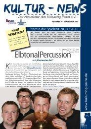 September 2010 - Peine Marketing GmbH