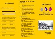 Förderverein Grundschule Rosenthal-Schwicheldt e.V. - Peine ...