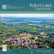 GGV Peitz 2013 - Amt Peitz