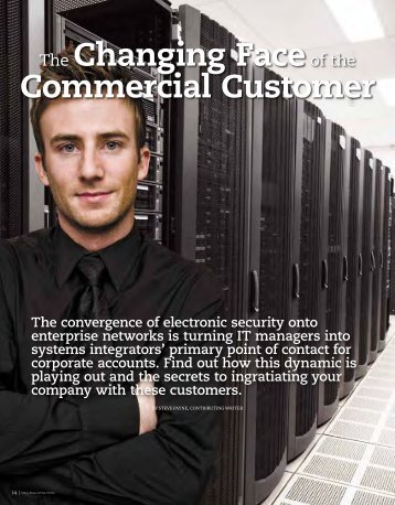 The Changing Face of the Commercial Customer (PDF file ... - Pelco