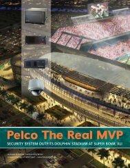 Dolphin Stadium Case Study (PDF file, 426 KB) - Pelco