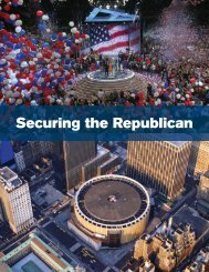 Securing the Republican National Convention - Pelco